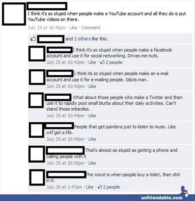 Best Funny Facebook Status Images On Pinterest Beautiful - The 20 best things to ever get posted on facebook