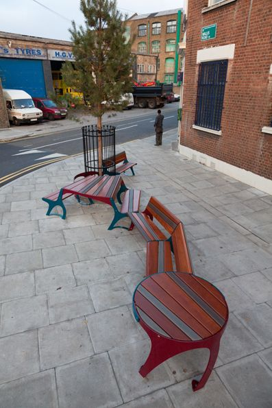 Benches Wood Composite And College Of On Pinterest