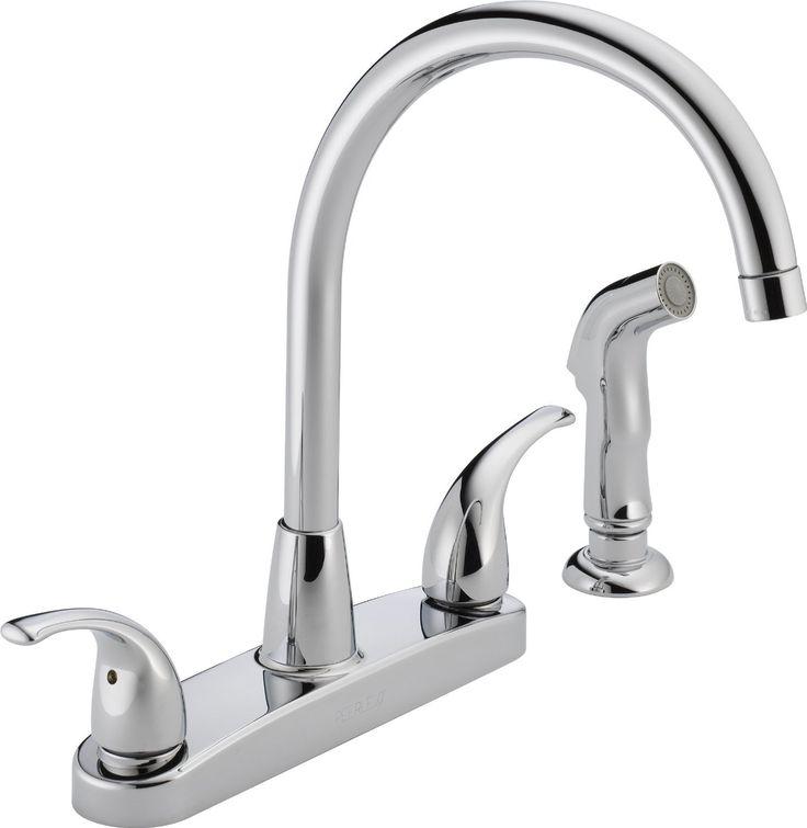 Superb delta kitchen faucet handle replacement classic single pegasus faucets repair