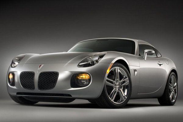 Pontiac Solstice  #cars #coches #carros