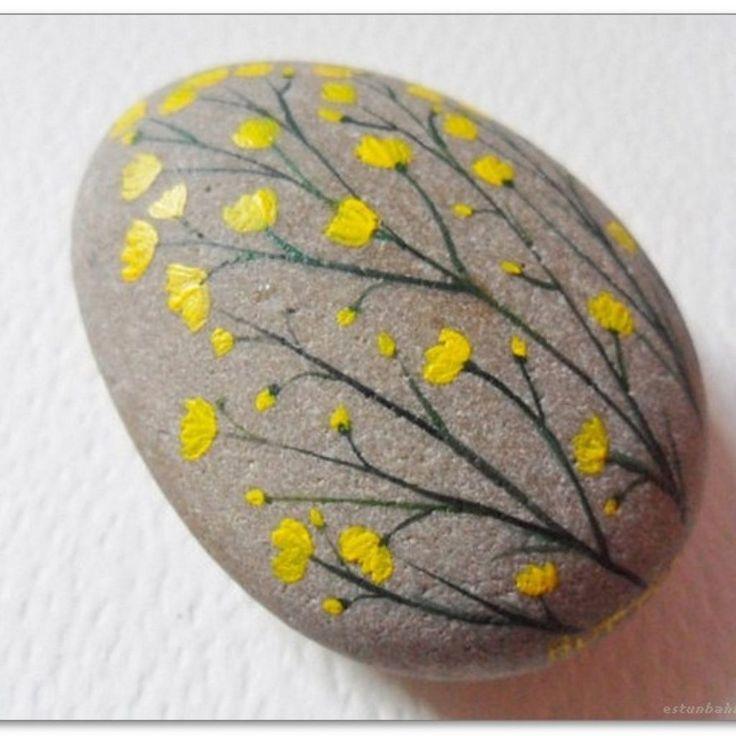 100+ DIY-Ideen von gemalten Felsen mit inspirieren…
