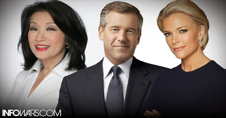 Who's The Biggest Liar: Megyn Kelly, Brian Williams, Or Connie Chung?