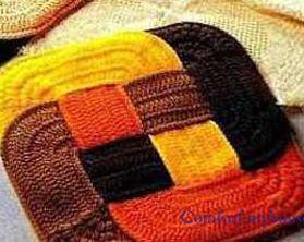 Царские круглые коврики в современном интерьере | Уют и тепло моего дома