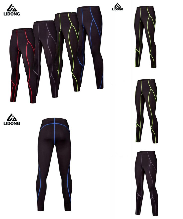 [Visit to Buy] 2017 New Kids Running Compression Pants Sports Leggings Child Youth Boys Basketball Football Training Trousers long Pant Tights #Advertisement
