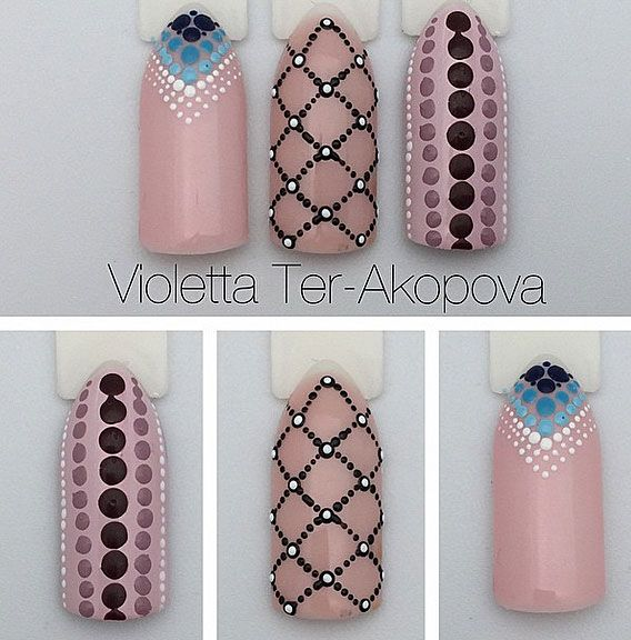 Nail Art Using Dotting Tool: 25+ Best Ideas About Dotting Tool On Pinterest