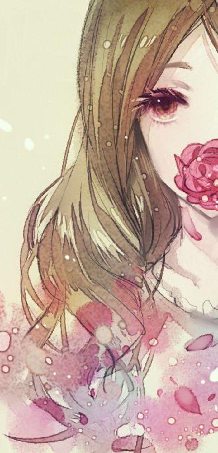 Beautiful manga girl name