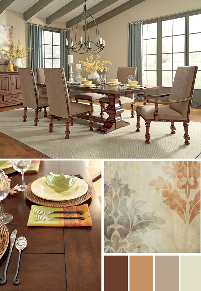 New Rustic Dining Collection