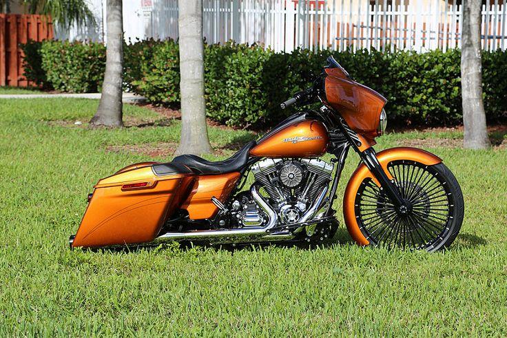 2014 Street Glide   SideWalk Custom   Flickr