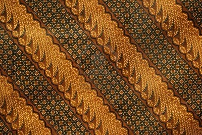 Indonesia traditional cloth..these are my personal favorite batik design and colors
