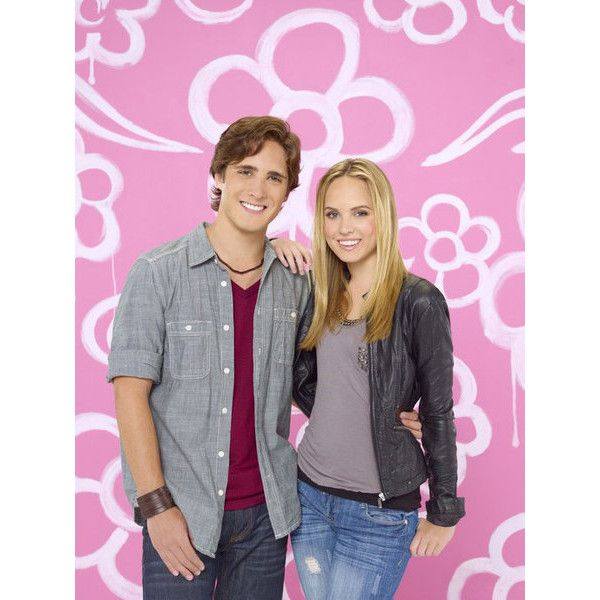 Diego Boneta and Meaghan Martin in Mean Girls 2 pic - Mean Girls 2... ❤ liked on Polyvore
