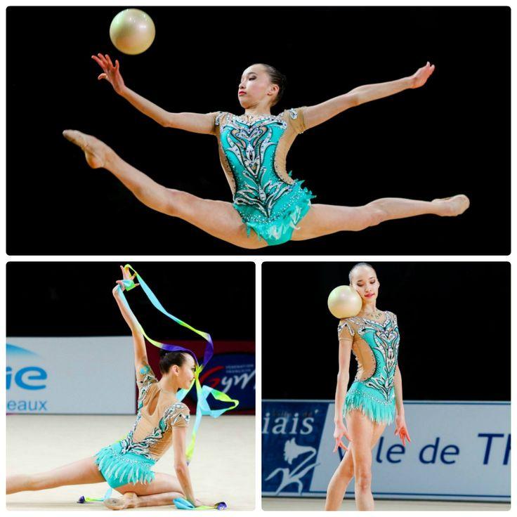 Aidana Sarybay (Kazakhstan), ball 2016