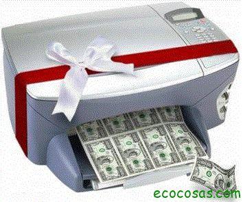 Como ahorrar tinta de impresora - Ecocosas