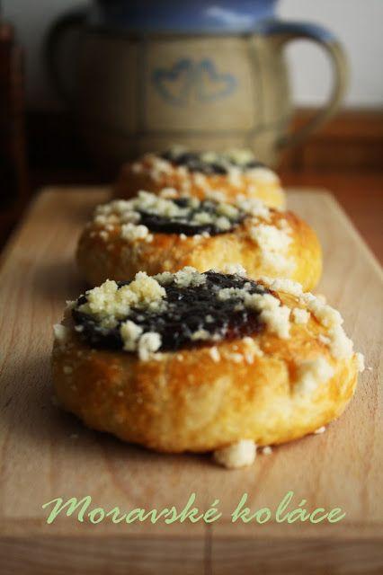 Moravské koláče   DOBROTY DULINKA