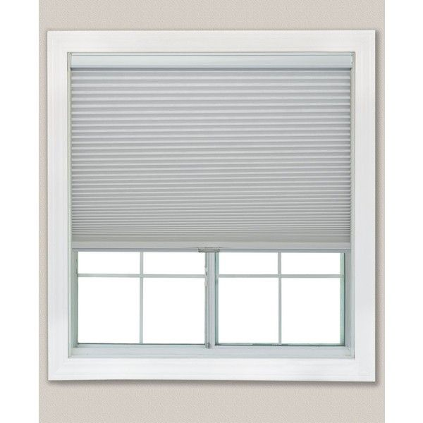 redi shade simple fit room darkening cellular shades window treatments for the home macyu0027s