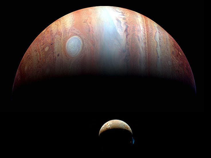 The New Horizons shuttle, currently on its way to Pluto, managed to take this stunning picture of Jupiter: Fixtures, Solar System, Remark Pictures, Ios, Finals Frontier, Zme Science, Jupiter, Spaces Crafts, Natural Looks
