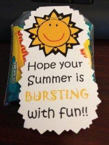 Summertime: 'Bursting' with Fun!