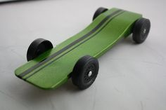 Winning Fast Pinewood Derby Physics Kit  Car Kit designed based on college lectures