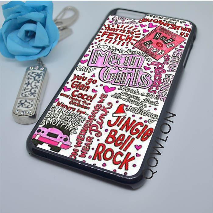 Mean Girls Lyrics iPhone 6 Plus | 6S Plus Case