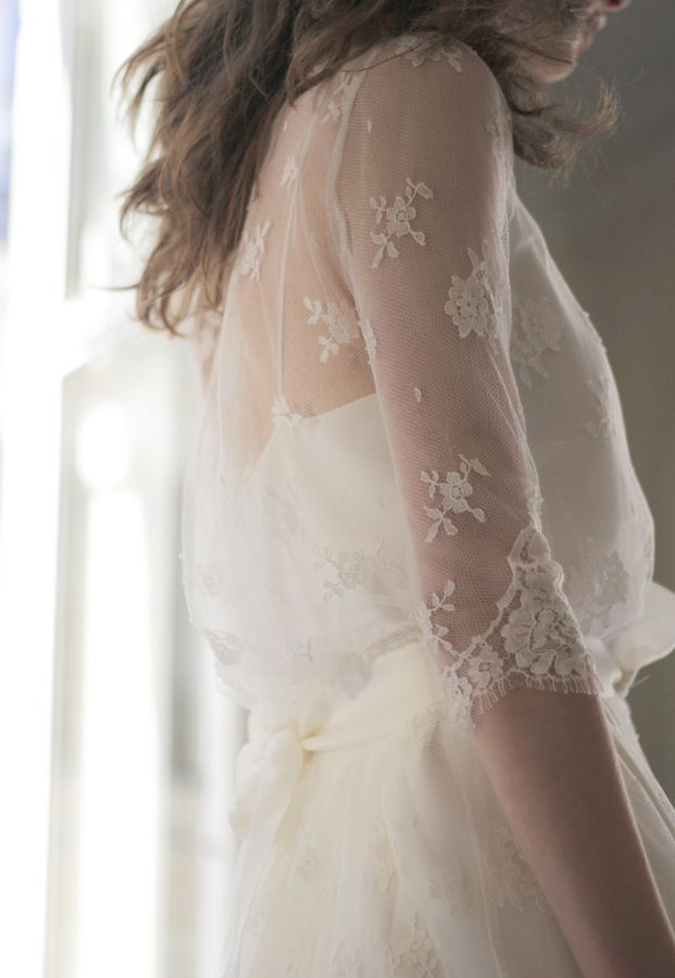 Delphine Manivet #lace