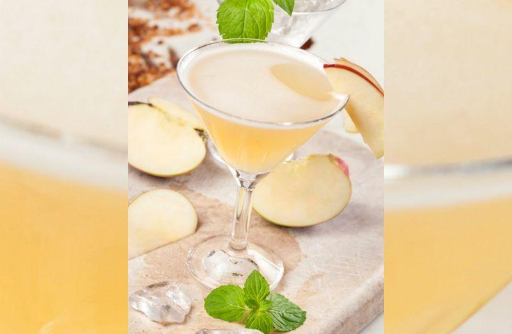 Bebidas: Sangría Espumante De Pera y Manzana Fuji