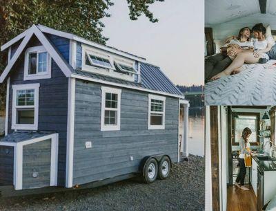 Αυτό το μικροσκοπικό σπίτι είναι ό,τι πιο χαριτωμένο έχεις δει