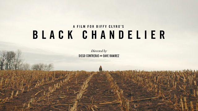 "Biffy Clyro - Black Chandelier by Diego Contreras. A visual interpretation of Biffy Clyro's ""Black Chandelier"" off the new album Opposites. - Love this by @Diego Contreras !"