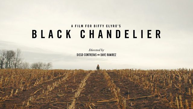 Biffy Clyro - Black Chandelier from Diego Contreras