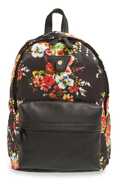 NILA ANTHONY Floral Backpack available at #Nordstrom