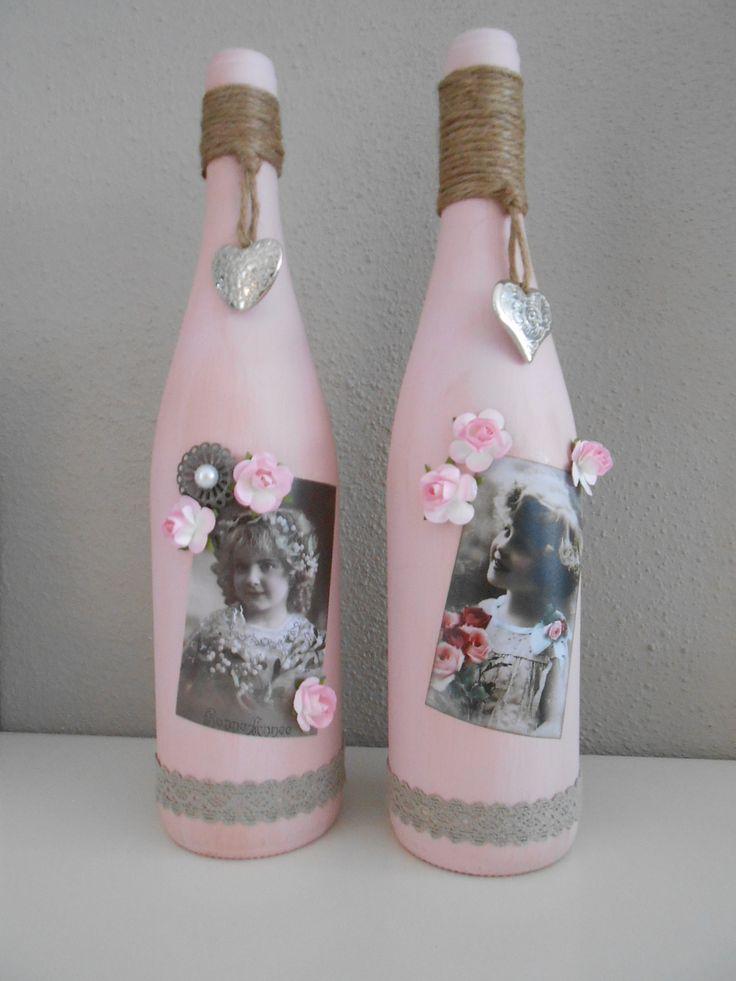 vintage flessen