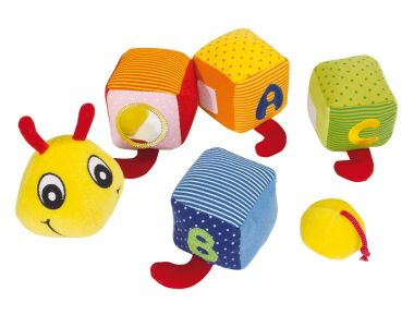 ABC Plush #Caterpillar with functions #toys #simbatoys #playtime #Kids