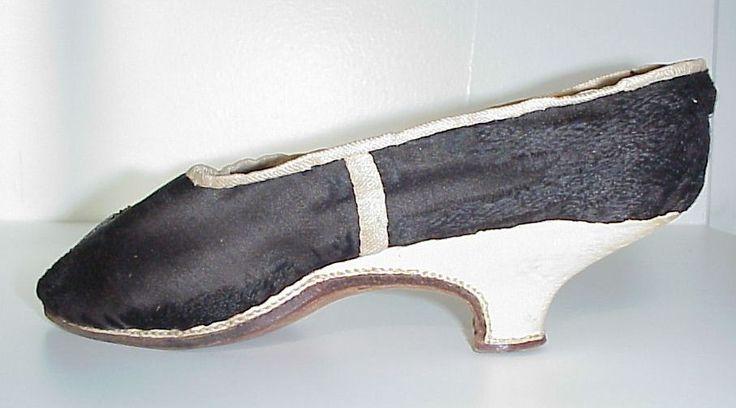 kengät; naisten silkkikengät, 1770-1790 | Museovirasto - Musketti | Finna.fi