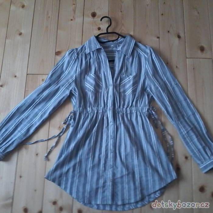 těhotenská košile z bazaru za 230 Kč | Detskybazar.cz