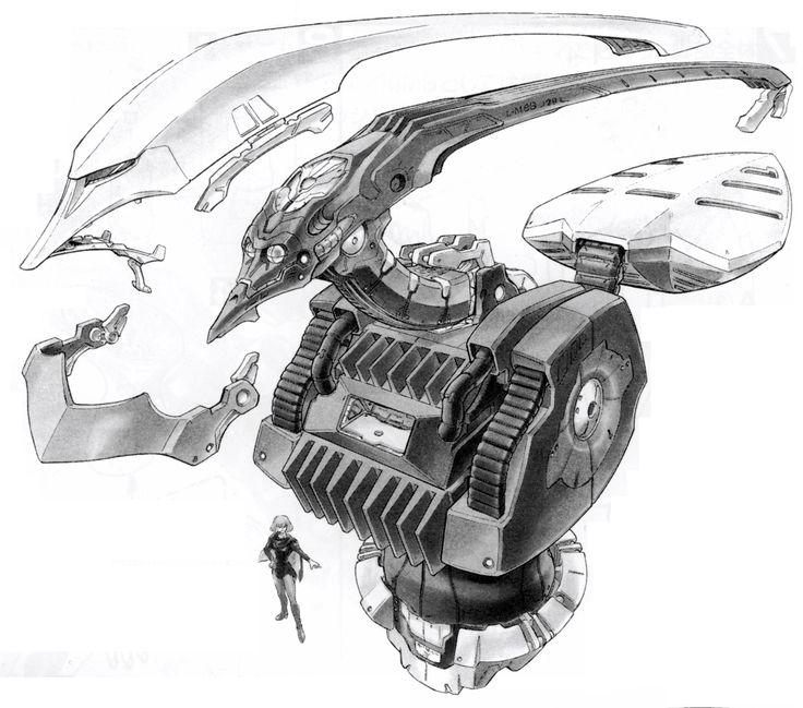 AMX-004 キュベレイ