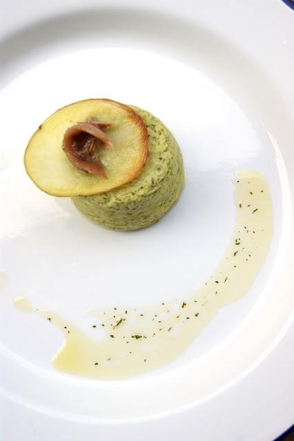 budino di zucchine