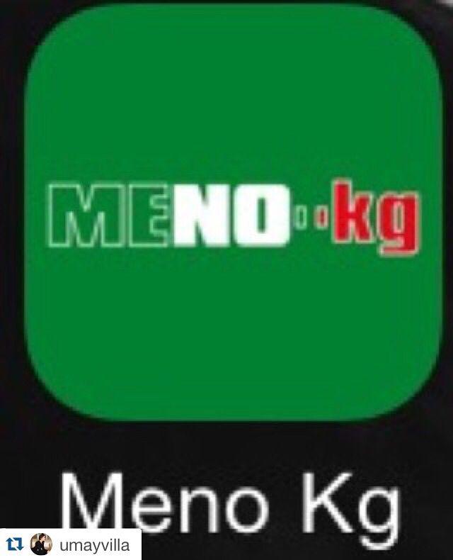 Akıllı telefonlarınızdan menokg yükleyin ve detoksları takip edin :)