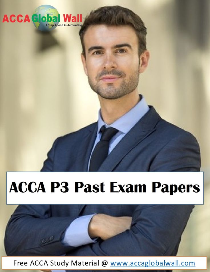ACCA P3 Past Exam Papers are now available for download; now you can download ACCA P3 Past Exam Papers by just clicking on one link. ACCA P3 Past Exam