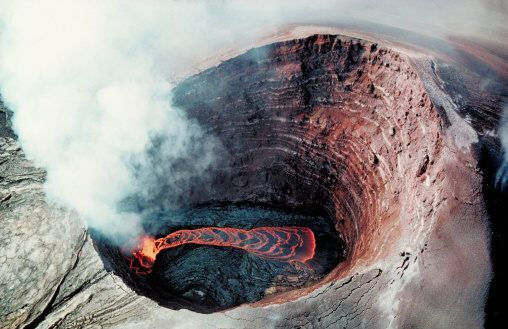Fotky: Sopka Hualalai (Havajské ostrovy)