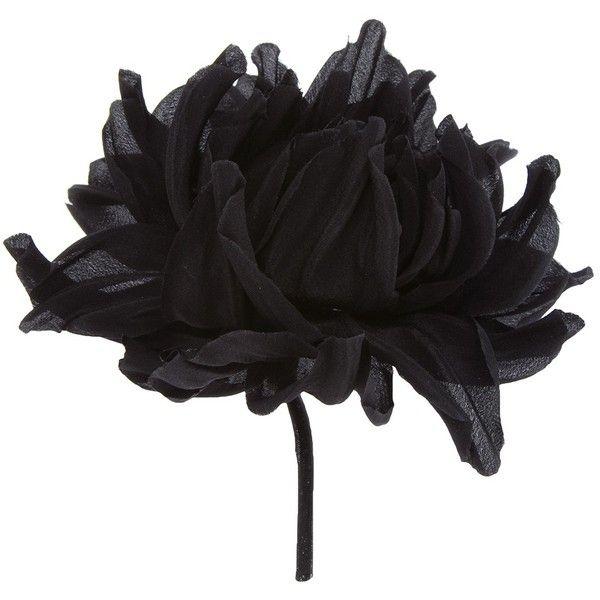 ERIKA CAVALLINI SEMI COUTURE flower brooch $108