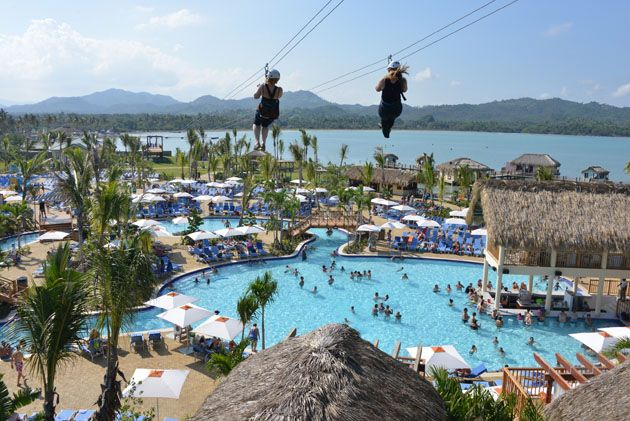 See Carnival Cruise's new port: Amber Cove, Dominican Republic.