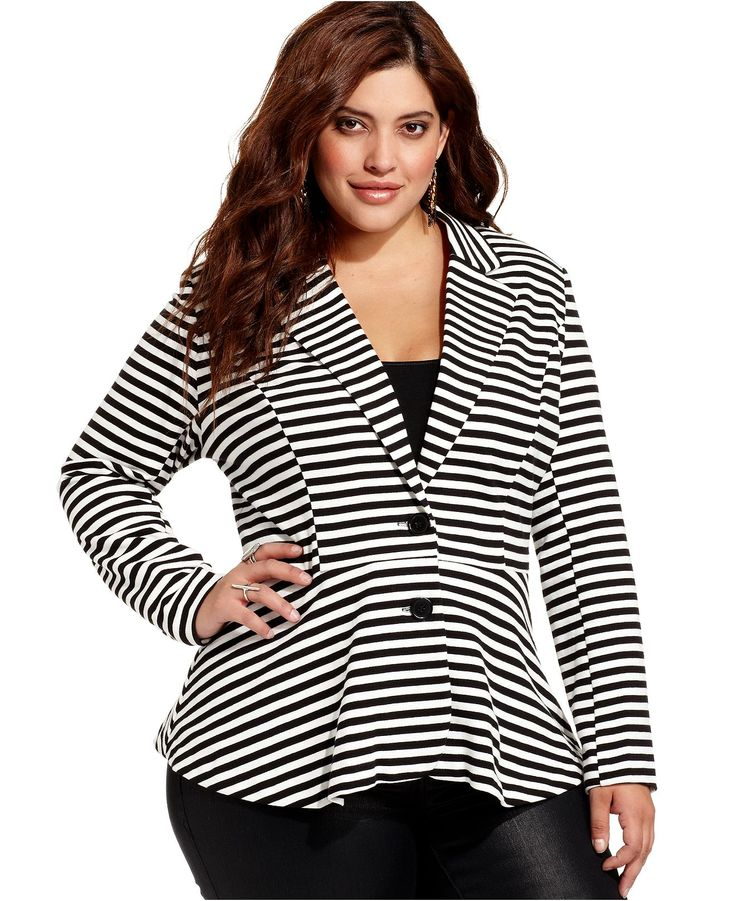 results for womens black and white striped blazer Save womens black and black and white striped blazer plus size white striped blazer to get e-mail alerts and updates on your online Feed. Unfollow womens black and white striped blazer to stop getting updates on your online feed.