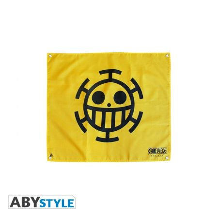 ONE PIECE Drapeau One Piece Trafalgar Law (50x60)