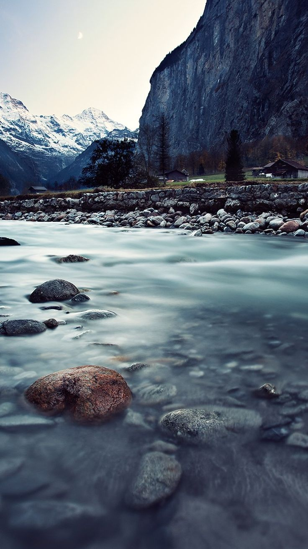 Landscape iPhone 6 Wallpaper