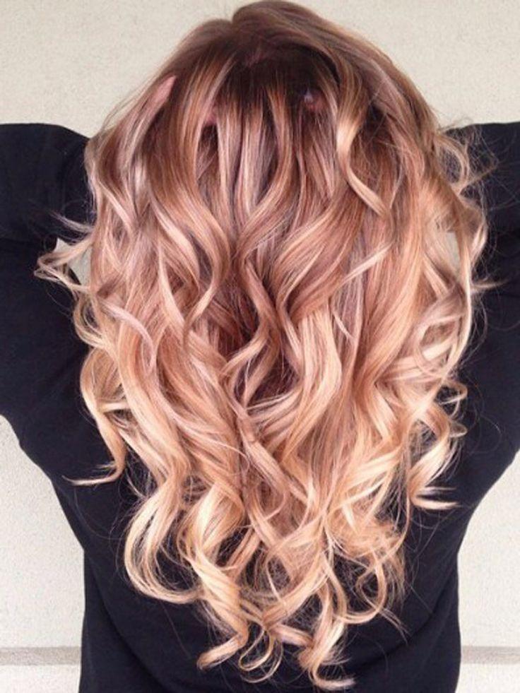 Populaire Les 25 meilleures idées de la catégorie Couleurs de cheveux sur  HE19