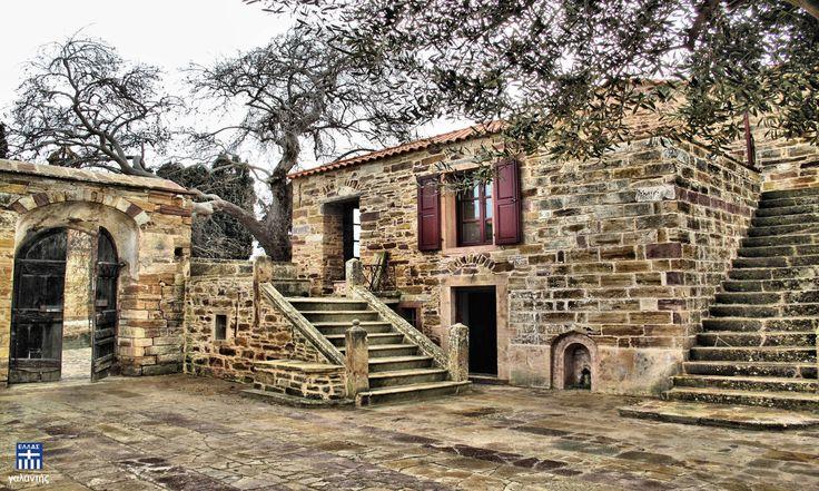 Kambos area.Chios island