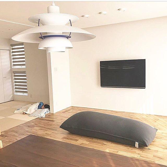新居 おしゃれまとめの人気アイデア Pinterest Kzk 和室 ソファー ヨギボー マイホーム リビング
