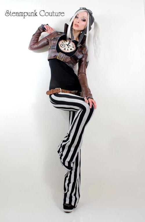 kato steampunk couture | Model: Kato - Steampunk Couture - facebook - Etsy                                                                                                                                                     More
