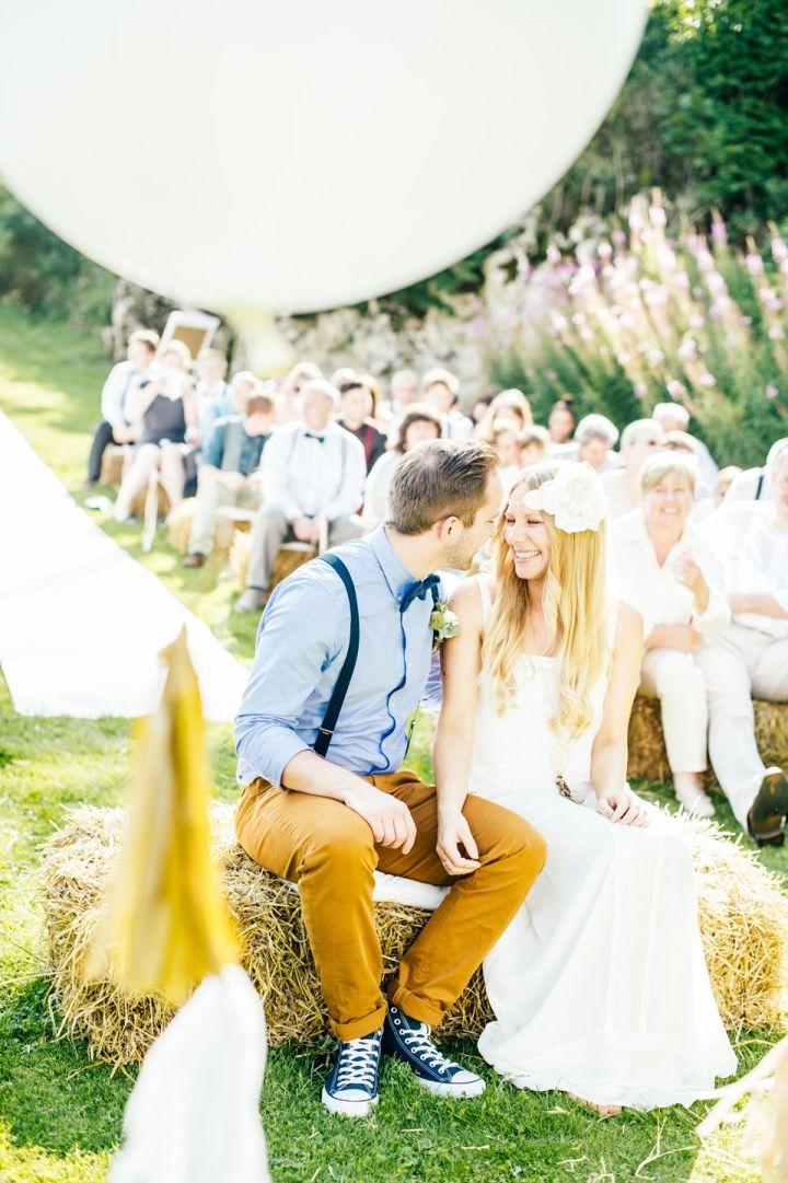 Bohemian Hochzeit auf der Maisenburg