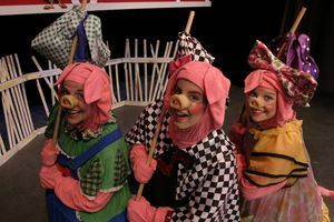 The Three Little Pigs at Beverly Arts Center of Chicago | Metromix Chicago
