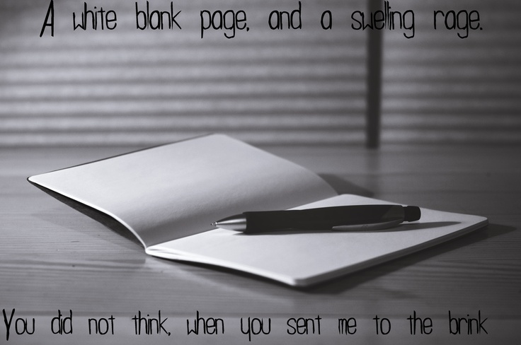 Mumford   white blank page