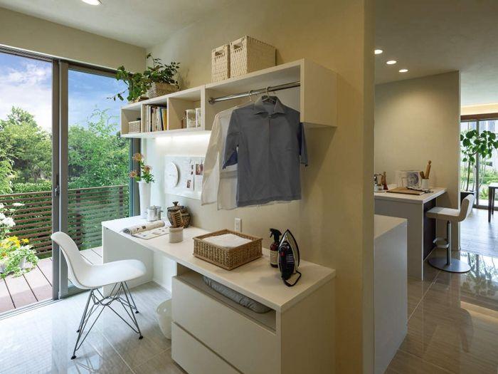 家事室 イメージ